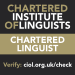 Certified French Translator London